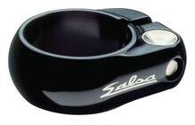 SALSA Lip-Lock collier de selle noir
